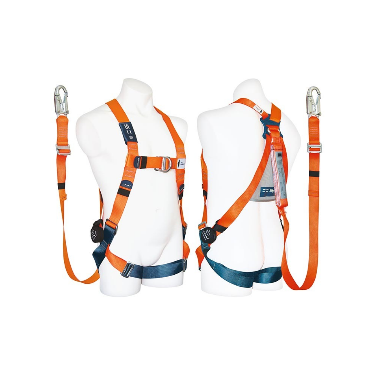 Safety Harness Lanyard Ewp Complete Hire Equipment Pty Ltd