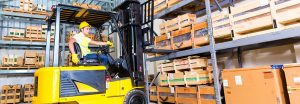 Forklifts, Telehandlers & Attachments