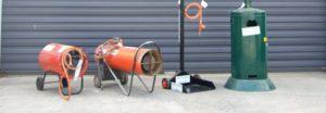 Heating, Cooling & Ventilation