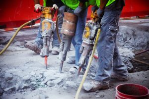 Air Jack Hammers & Drills