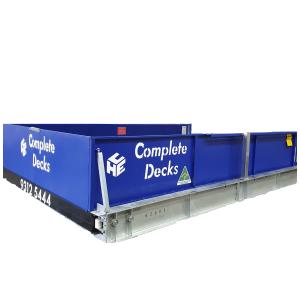 Crane Loading Platforms